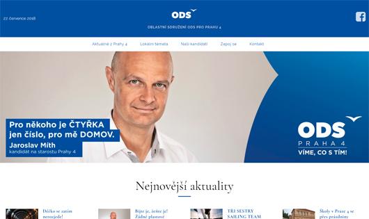 Oblastní sdružení ODS Praha 4